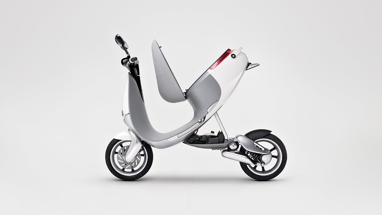 11 Gogoro electric scooter