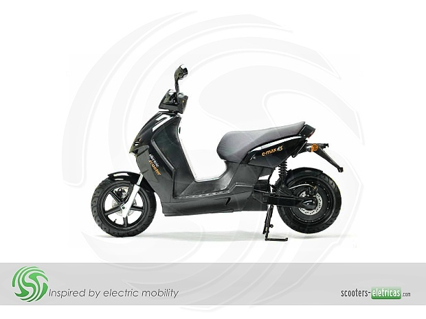 scooter elétrica E-max 90s