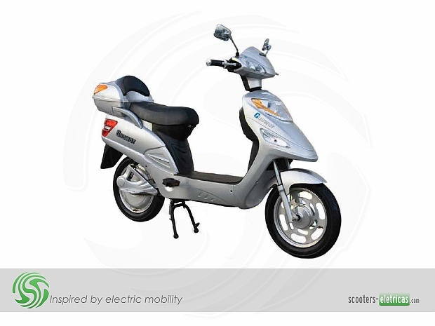 quase scooter guewer zwd 206-2